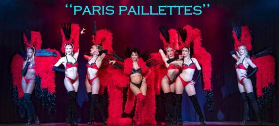 04 Paris Paillettes Affiche