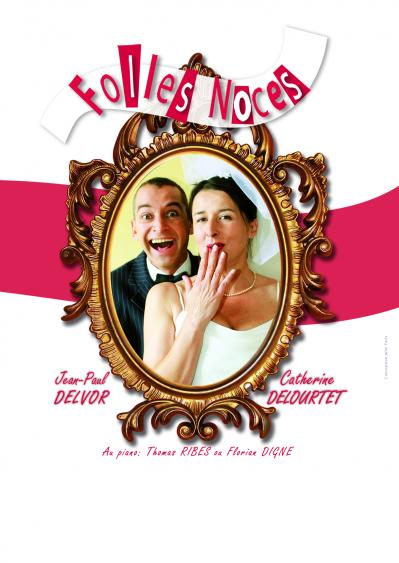 Folles noces affiche